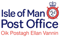 Client logo: Isle of Man Post Office